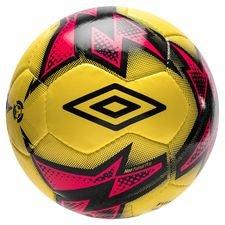umbro fodbold neo futsal pro - gul/navy/pink - fodbolde