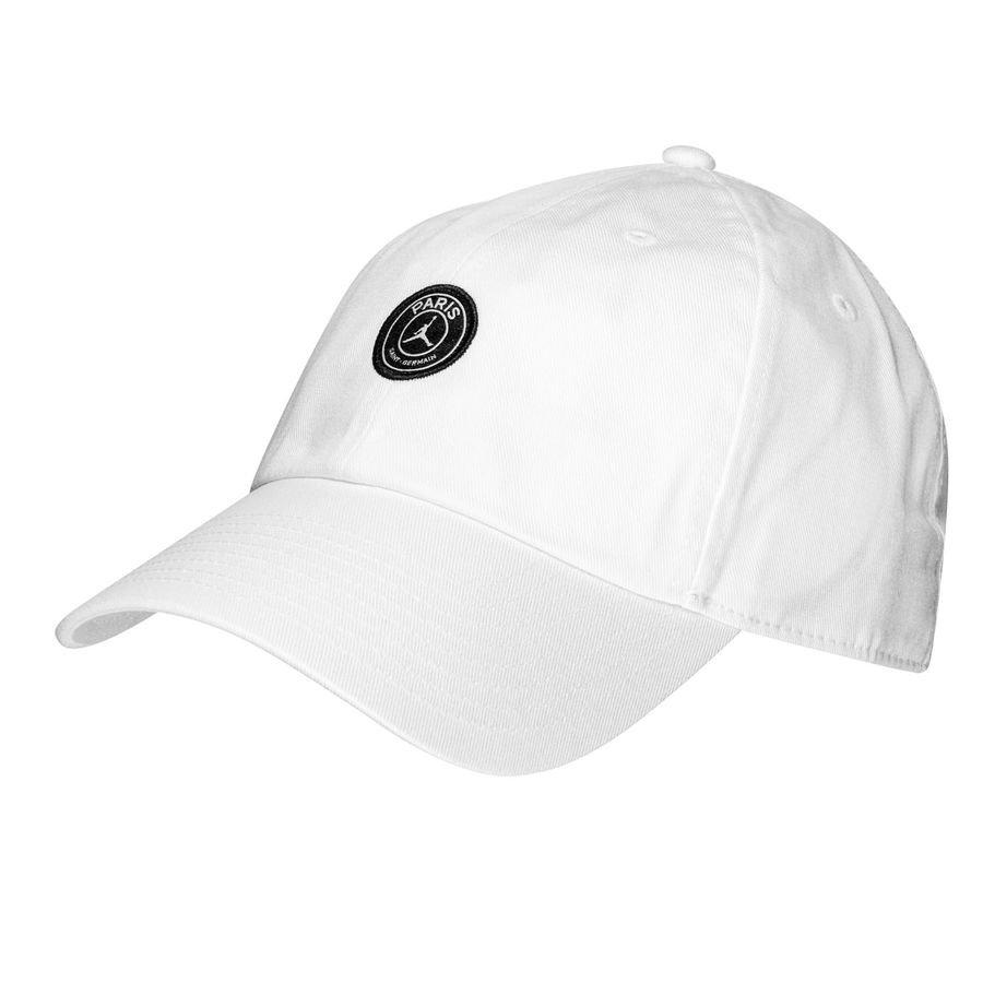nike cap h86 jordan x psg - white limited edition - hats ... bb919c851d7