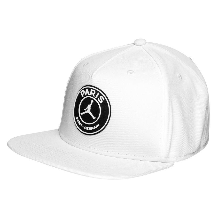 nike cap pro jordan x psg - white limited edition - caps ... 2a61779ffb2