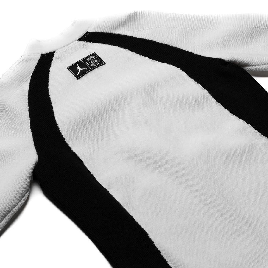 bc8b2d8bb329 Nike Trøje Flight Knit FZ Jordan x PSG - Hvid LIMITED EDITION