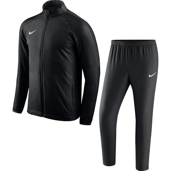Nike Trainingspak Dry Academy 18 ZwartGrijsWit Kinderen