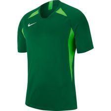 Nike Voetbalshirt Dry Legend - Groen/Wit