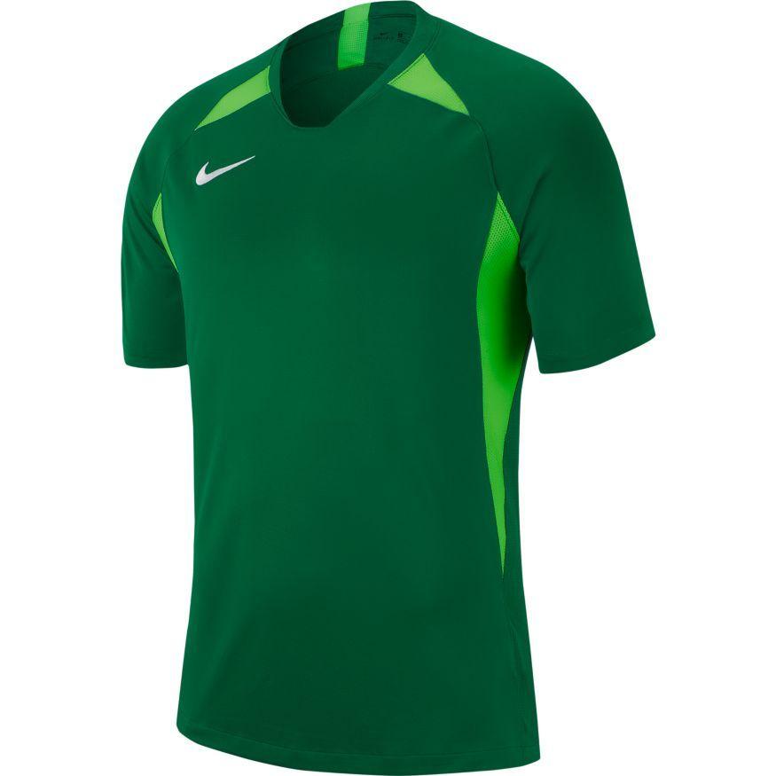 Nike Spilletrøje Dry Legend - Grøn/Hvid Børn thumbnail