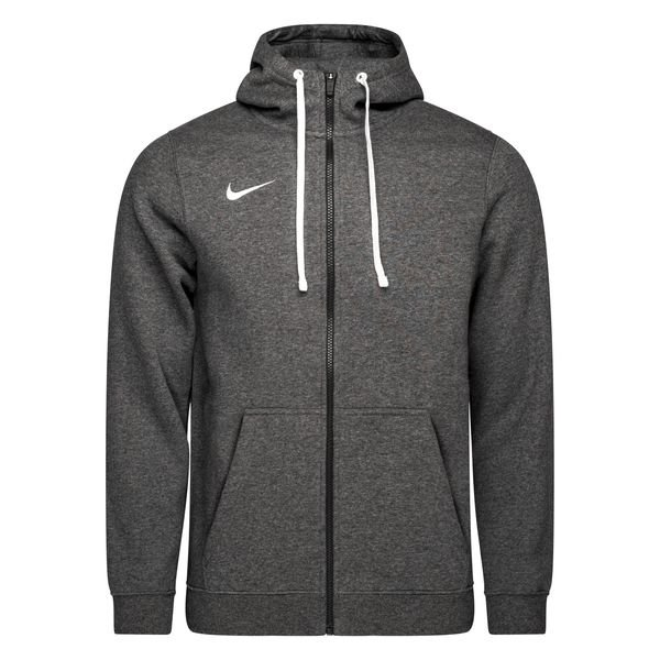 Hoodie FZ Nike Club HeatherWhite Charcoal Fleece 19 OkuZXPi