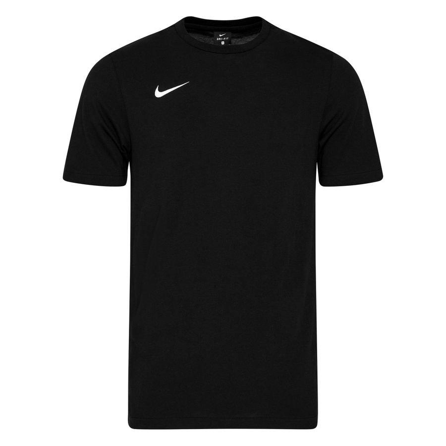 Nike T-Shirt Club 19 - Sort/Hvid thumbnail