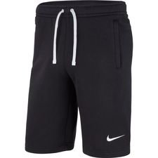 Nike Shorts Team Club 19 – Zwart/Wit Kinderen