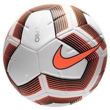 Nike Fotboll Strike Pro Team FIFA - Vit/Svart/Orange