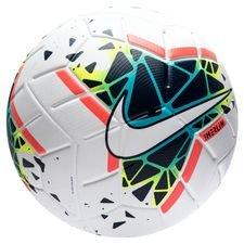 Nike Fotboll Merlin - Vit/Navy/Blå