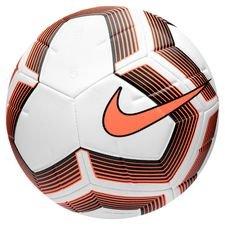 Nike Fotboll Strike Pro Team - Vit/Svart/Orange