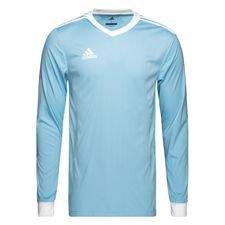 adidas Voetbalshirt Tabela 18 - Blauw/Wit L/M Kinderen