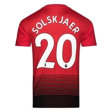 92823bb4c Manchester United Home Shirt 2018 19 SOLSKJAER 20