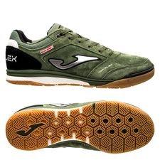 Joma Top Flex Nobuck IN - Grön