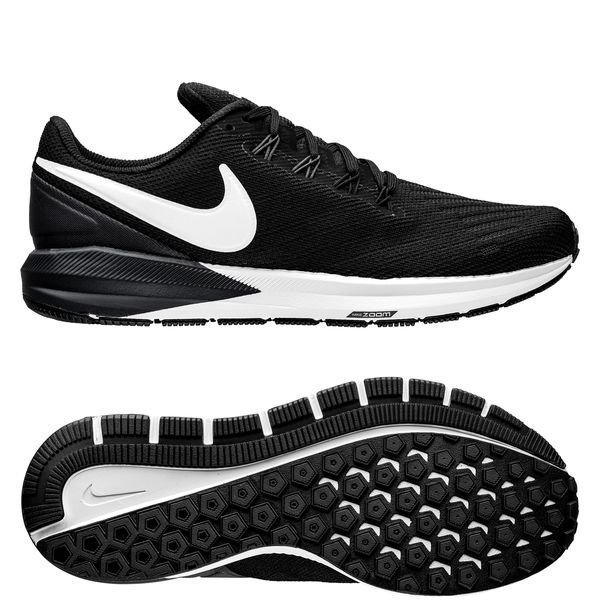 new concept 9db6d 2339b Nike Air Zoom Structure 2 - Black/White
