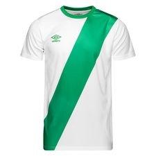 Umbro Voetbalshirt Nazca - Wit/Groen