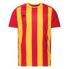 Umbro Voetbalshirt Milan - Rood/Geel