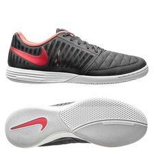 Nike FC247 Lunargato II - Grå/Rød LIMITED EDITION