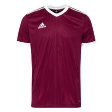 adidas Voetbalshirt Tabela 18 - Bordeaux/Wit