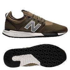New Balance Classic 247 – Groen/Zilver
