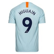 chelsea 3. trøje 2018/19 higuaín 9 - fodboldtrøjer