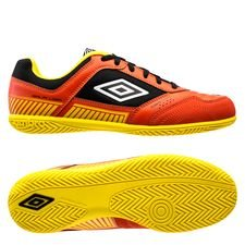 Umbro Sala II LIGA IC - Orange/Vit/Svart/Gul