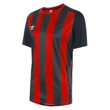 Umbro Voetbalshirt Milan - Zwart/Rood