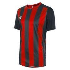 Umbro Voetbalshirt Milan - Zwart/Rood Kinderen
