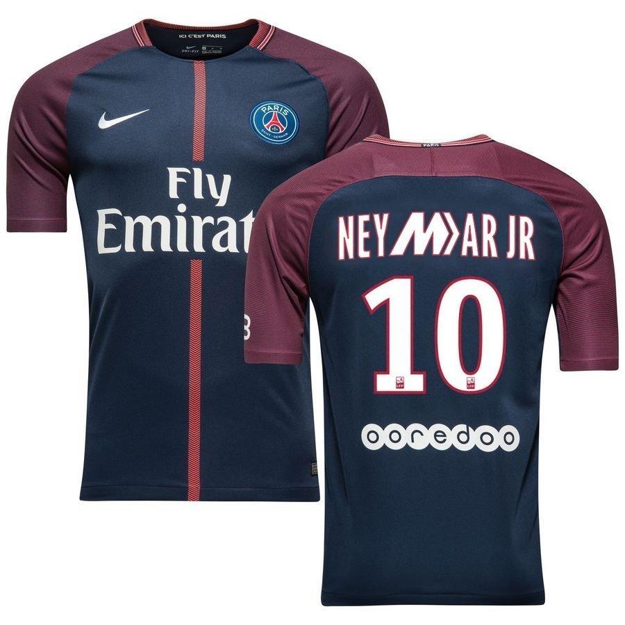 b8bbd3bfe01 psg home shirt 2017/18 neymar jr 10 mercurial limited edition - football  shirts ...