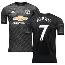 Manchester United Bortatröja 2017/18 Barn ALEXIS 7