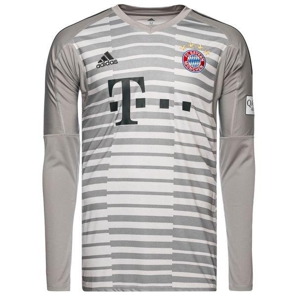 size 40 60b7e 561ff Bayern München Goalkeeper Shirt 2018/19 Kids NEUER 1 | www ...