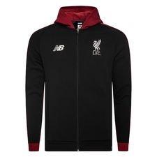 Liverpool Luvtröja FZ - Svart/Röd
