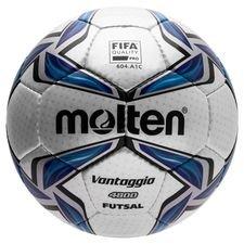 Molten Futsal 4800 - Vit/Blå/Silver