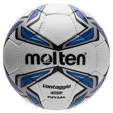 Molten Futsal 1900 - Vit/Blå/Silver