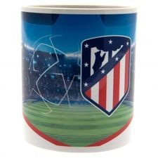 Atletico Madrid Champions League Mugg - Blå