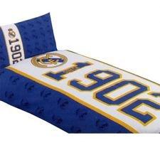 Real Madrid Sängkläder - Blå/Vit
