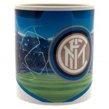Inter Champions League Mugg - Blå