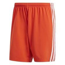 adidas Trainingsshorts Condivo 18 - Orange/Weiß Kinder