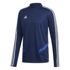 adidas Trainingsshirt Tiro 19 - Navy/Wit Kinderen
