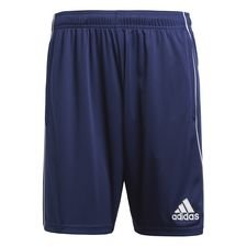 adidas Trainingsshorts Core 18 – Navy/Wit