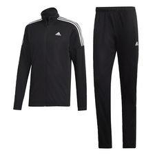 adidas Trainingsanzug Team Sports - Schwarz/Weiß