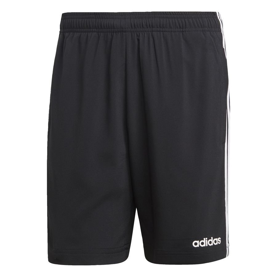 Essentials 3-Stripes Chelsea 7 Inch shorts Sort thumbnail