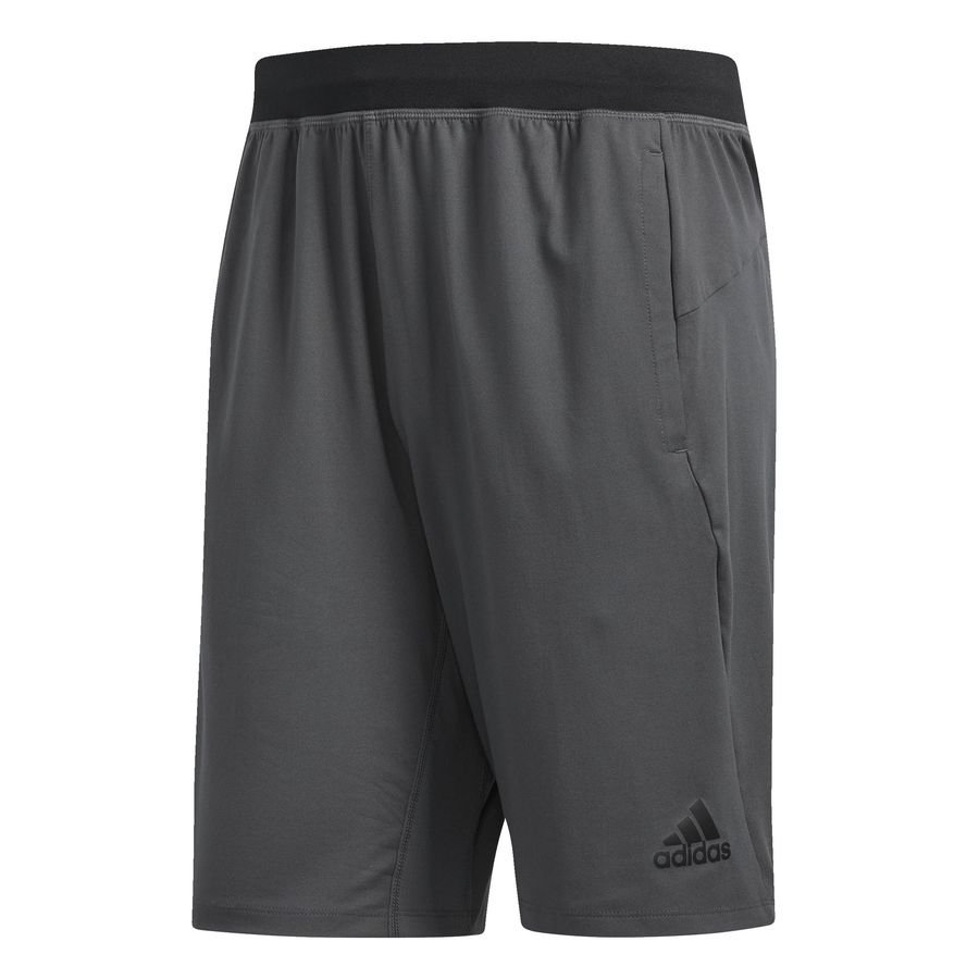 4KRFT Sport Ultimate 9-Inch Knit shorts Grey thumbnail