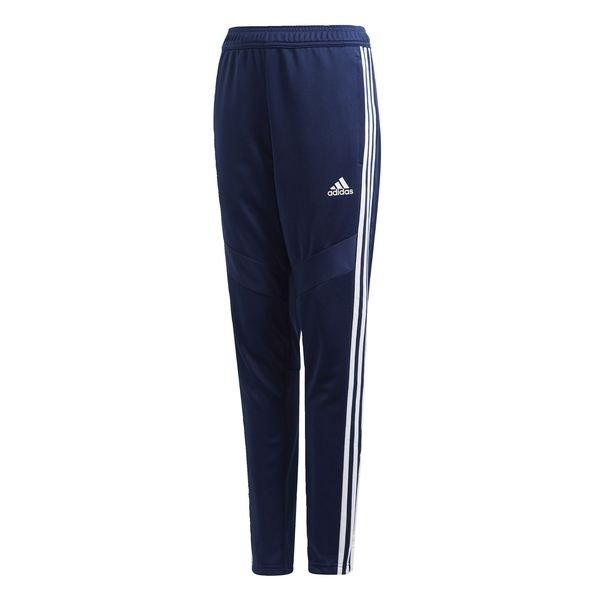 adidas Træningsbukser Tiro 19 Blå Børn