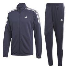adidas Trainingsanzug Team Sports - Navy/Weiß