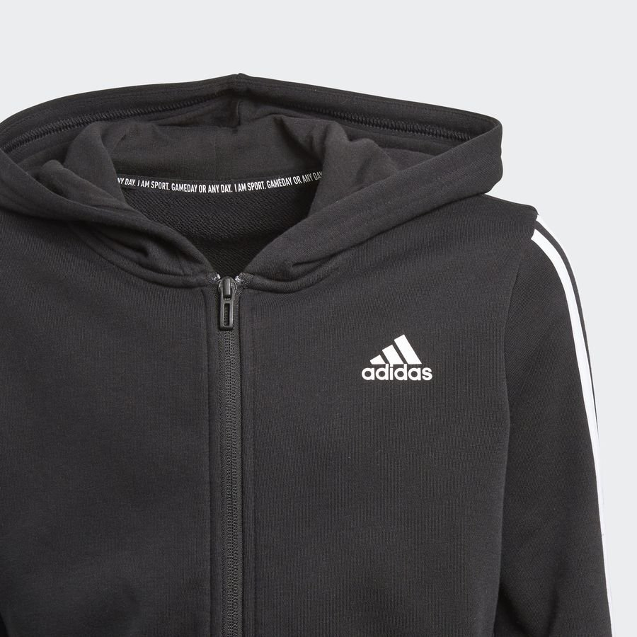 adidas Must Haves Jakke SortHvit Barn