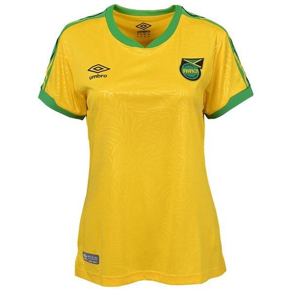 outlet store 405dc 78a7b Jamaica Home Shirt Women's World Cup 19 Woman
