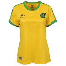Jamaica Home Shirt Women's World Cup 19 Woman