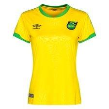 Jamaica Thuisshirt WK Vrouwen 2019 Vrouw