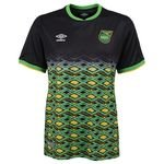 Jamaica Away Shirt Women's World Cup 19 Woman