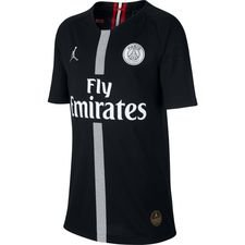 bd9f11af4 Paris Saint Germain Home Shirt Jordan x PSG CHL 2018 19 Vapor Kids