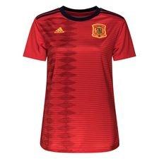 Spanje Thuisshirt WK Vrouwen 2019 Vrouw